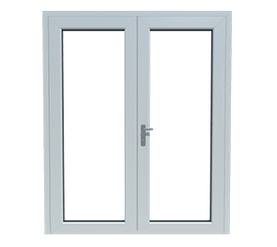 Pintu Kupu Tarung UPVC